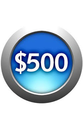$500 AFP Donation