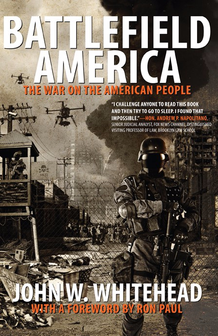 Battlefield America, full size cover
