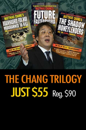 Mathias Chang Trilogy Special Offer