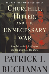 Churchill, Hitler and the Unnecessary War, Buchanan