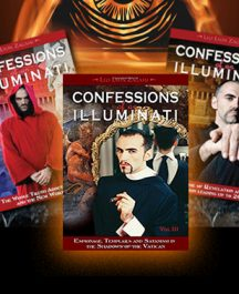 Confessions of an Illuminati, 3-volume set