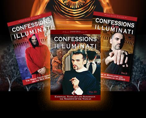Confessions of an Illuminati, 3-volume set