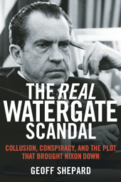 The Real Watergate Scandal, Geoff Shepard