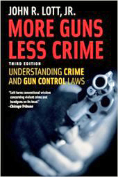More Guns Less Crime, 3rd Edition, Lott