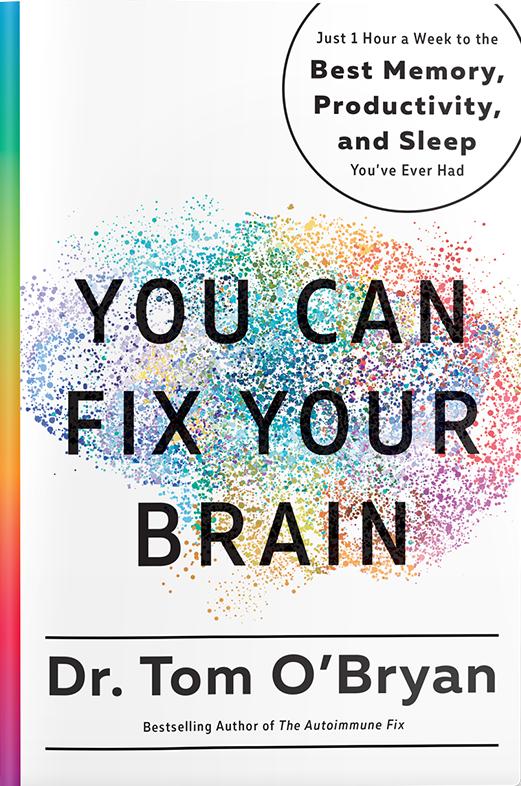 You Can Fix Your Brain, O'Bryan