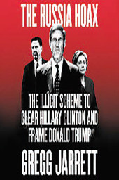 The Russia Hoax, Audio CD, Gregg Jarrett