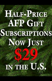 Half-Price Gift Subscription!
