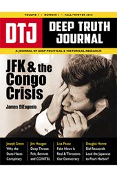 Deep Truth Journal, Inaugural Issue